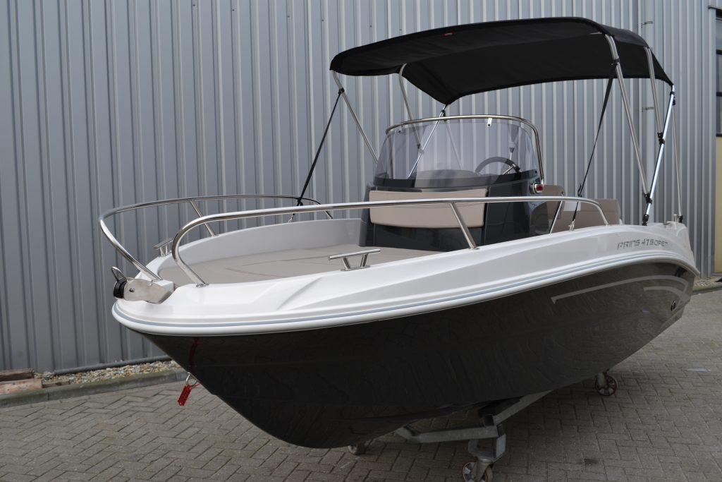 Prins 475 Open Infinfity Boote